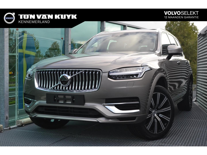 Volvo Xc90 T8 twin engine plug-in hybrid 390pk 7p inscription intro edition