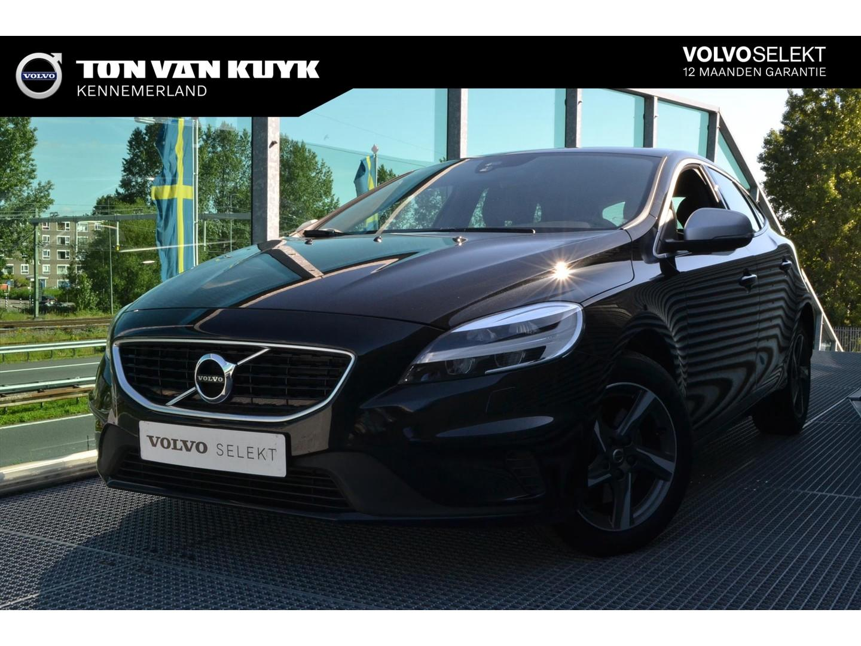 Volvo V40 2.0 t2 122pk nordic+ r-design / trekhaak afneembaar / dab+