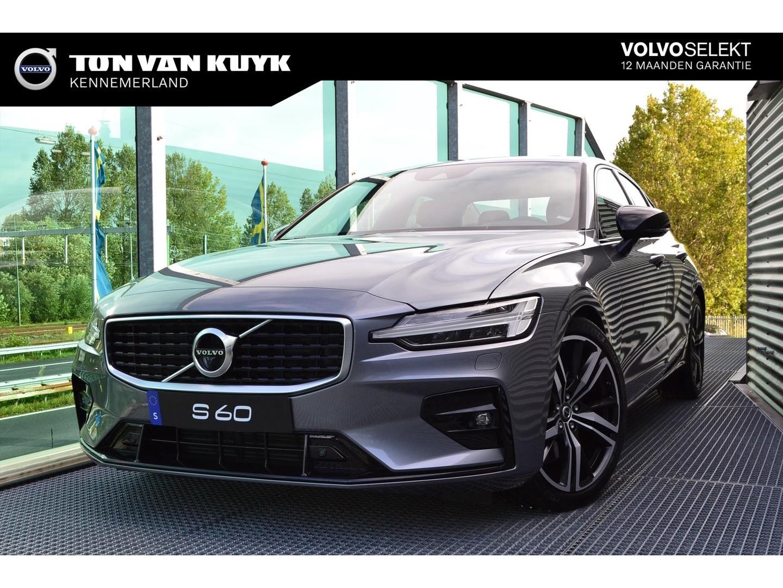 Volvo S60 New t4 r-design / luxury / intellisafe / 360 camera / b en w /