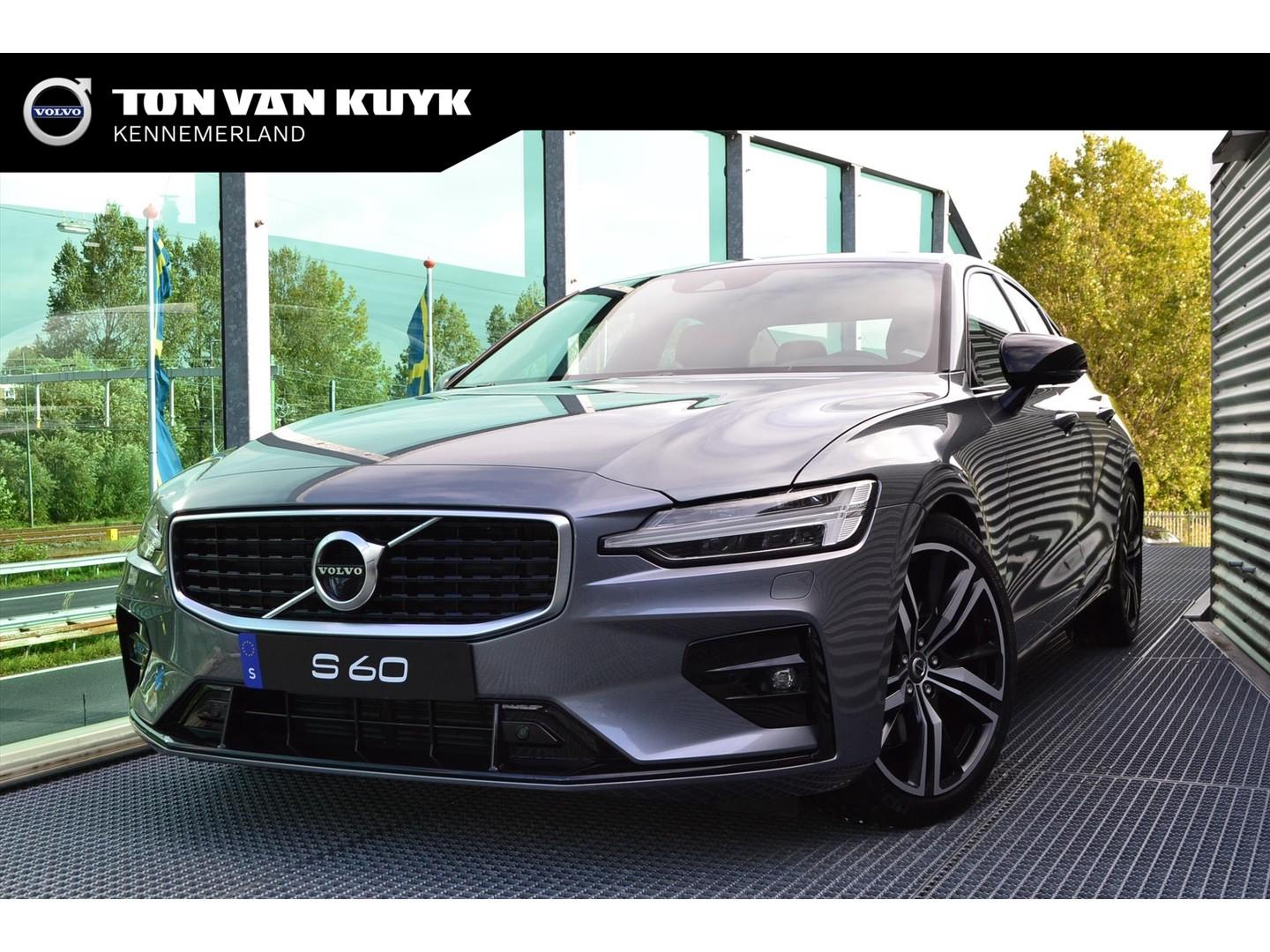 Volvo S60 New t4 r-design / luxury / intellisafe / 360 camera / b en w /