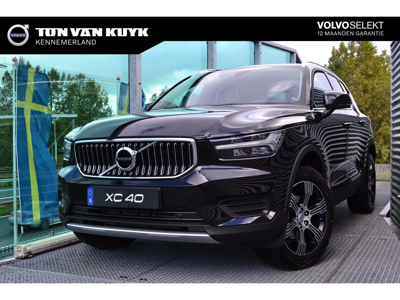 Volvo Xc40 T3 163pk geartronic inscription / luxury / intellisafe / camera