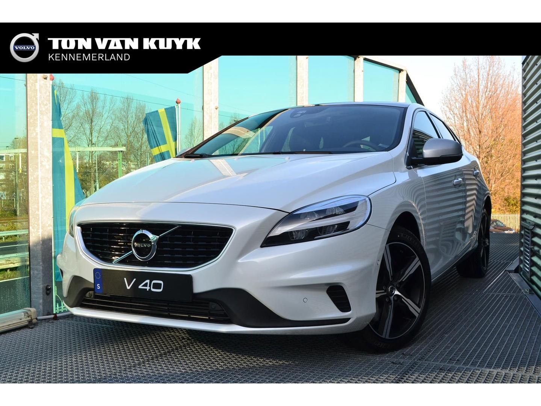 Volvo V40 1.5 t3 152pk polar + sport / harman kardon / park. camera /