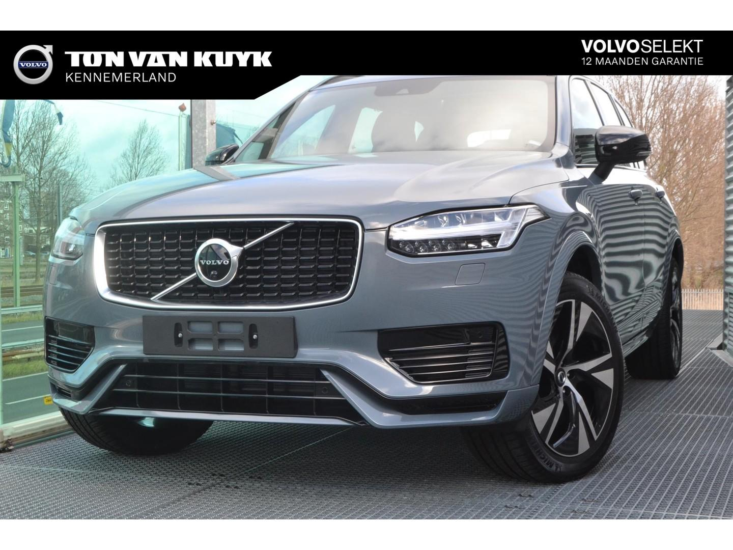 Volvo Xc90 T8 twin engine awd 390pk / r-design / intro edition / 7-persoons