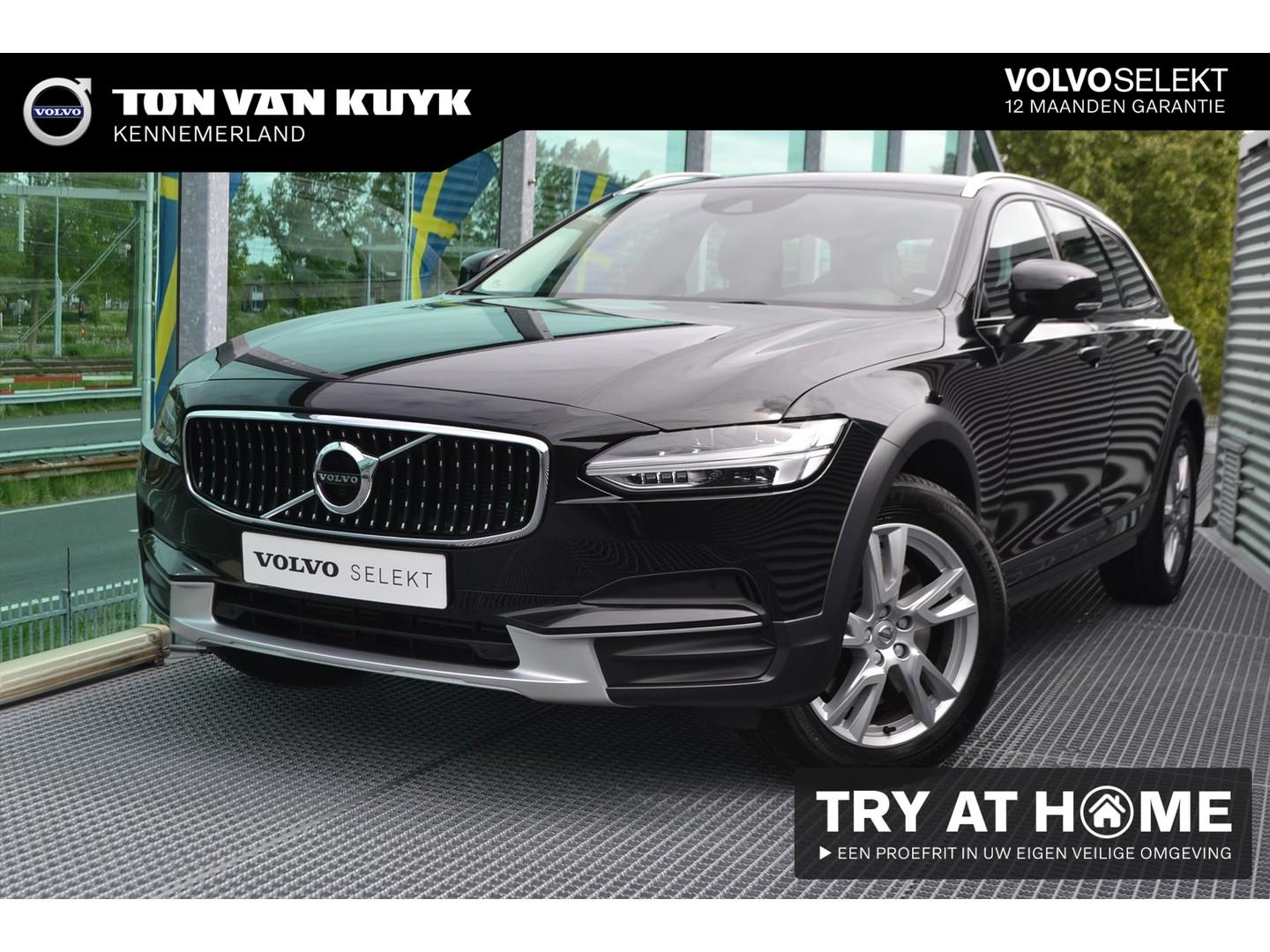 Volvo V90 cross country T5 254pk geartronic awd 90th anniversary edition