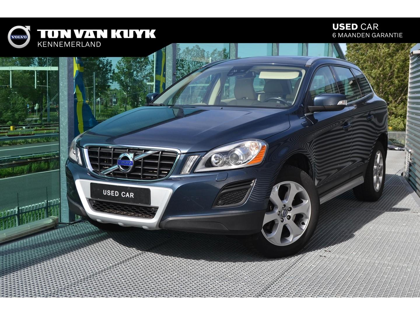 Volvo Xc60 2.0t aut summum / panoramadak / parkeer camera / trekhaak