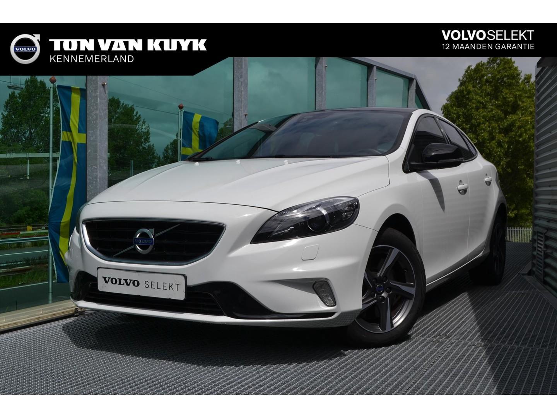 Volvo V40 1.5 t2 122pk geartronic nordic+ sport / r-design
