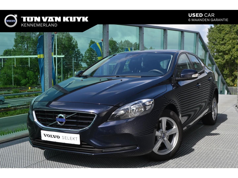 Volvo V40 2.0 d2 120pk kinetic business / navigatie . bluetooth / park assist