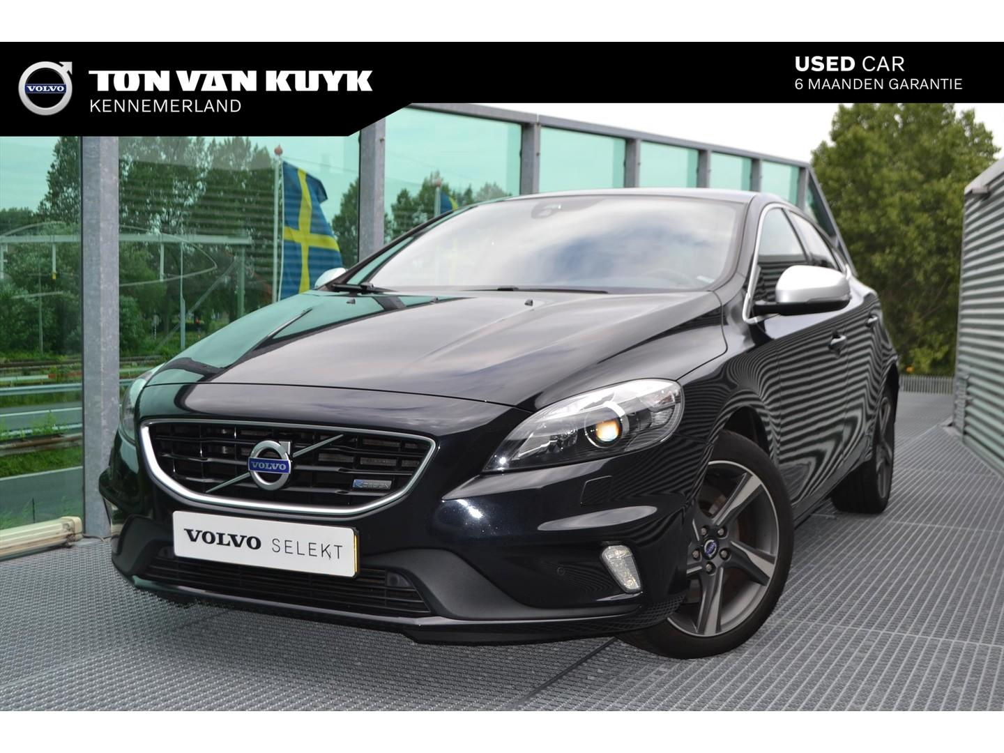 Volvo V40 2.0 d4 190pk geartronic r-design / plus / luxury / security / full options