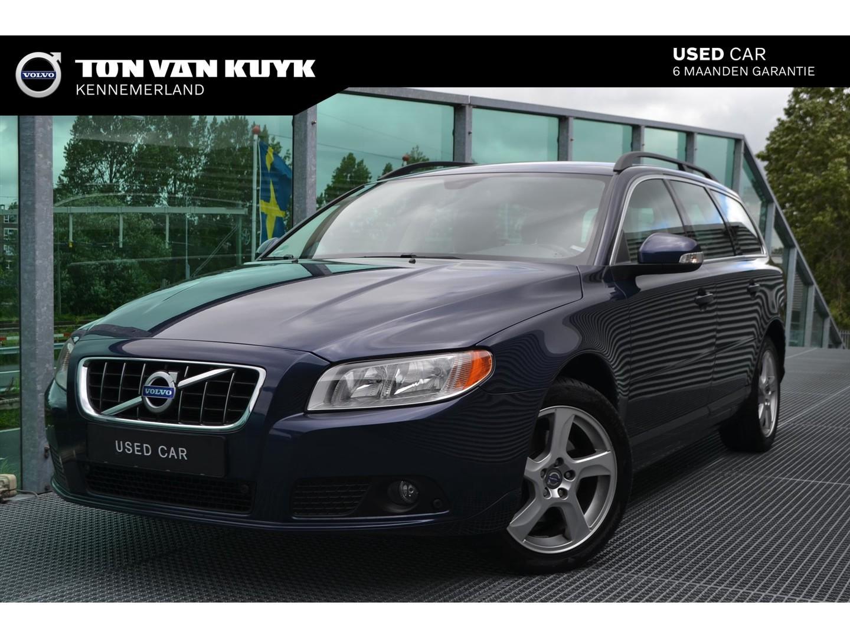 Volvo V70 2.0d 100kw limited edition / roofrails / navigatie / leder