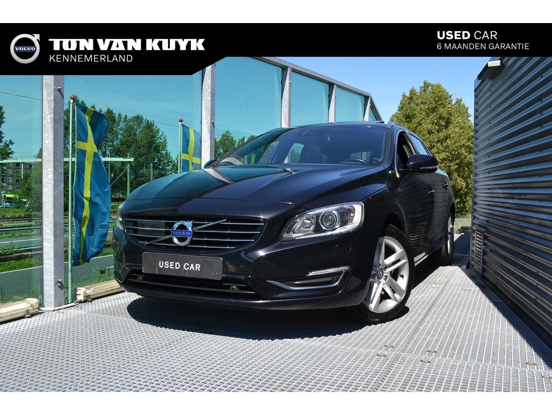 Volvo V60 D6 plug-in hybrid 283pk geartronic awd summum/intellisafe/trekhaak