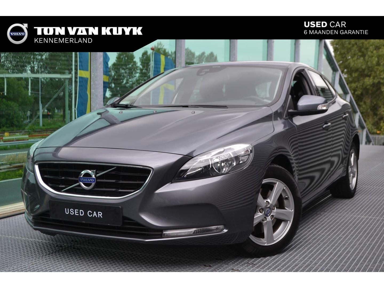 Volvo V40 1.6 t3 150pk kinetic / business pack / navigatie / camera achter / volledig dealer onderhoud