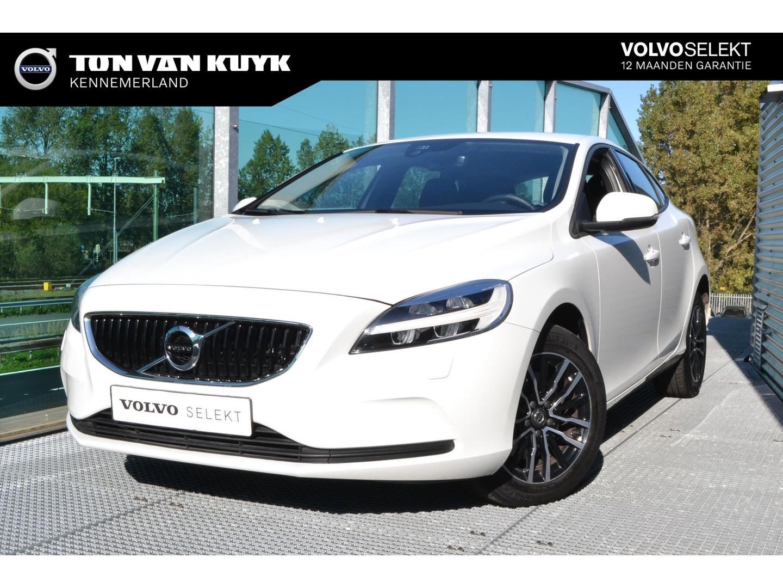 Volvo V40 2.0 t2 122pk nordic+ / navigatie / parkeerverwarming