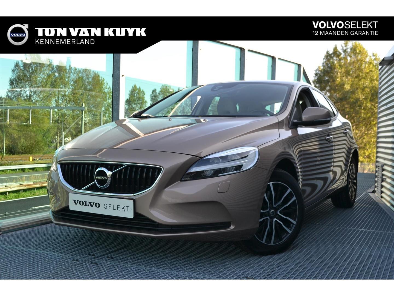 Volvo V40 2.0 t2 122pk nordic+ / full led / navigatie / parkeerverwarming