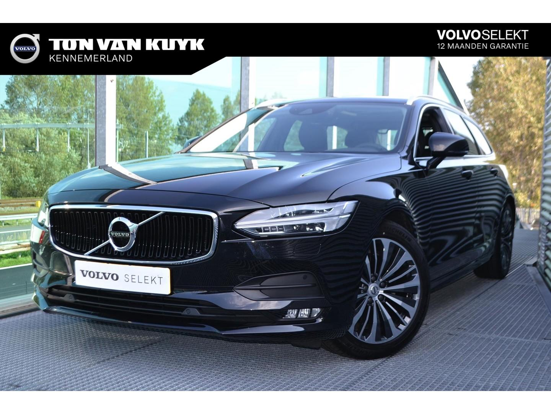 Volvo V90 T4 190pk geartronic momentum pro / trekhaak / leder / navigatie