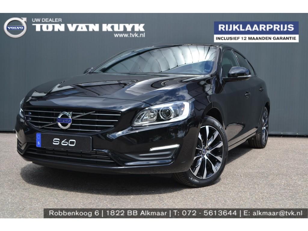 Volvo S60 T3 polar+ dynamic / tft scherm