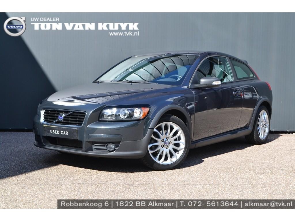 Volvo C30 1.8 sport business / navi / tel. / leder / park assist