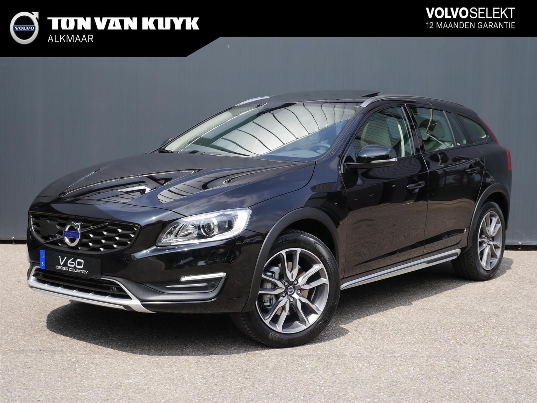 Volvo V60 cross country D3 geart. polar+ luxury
