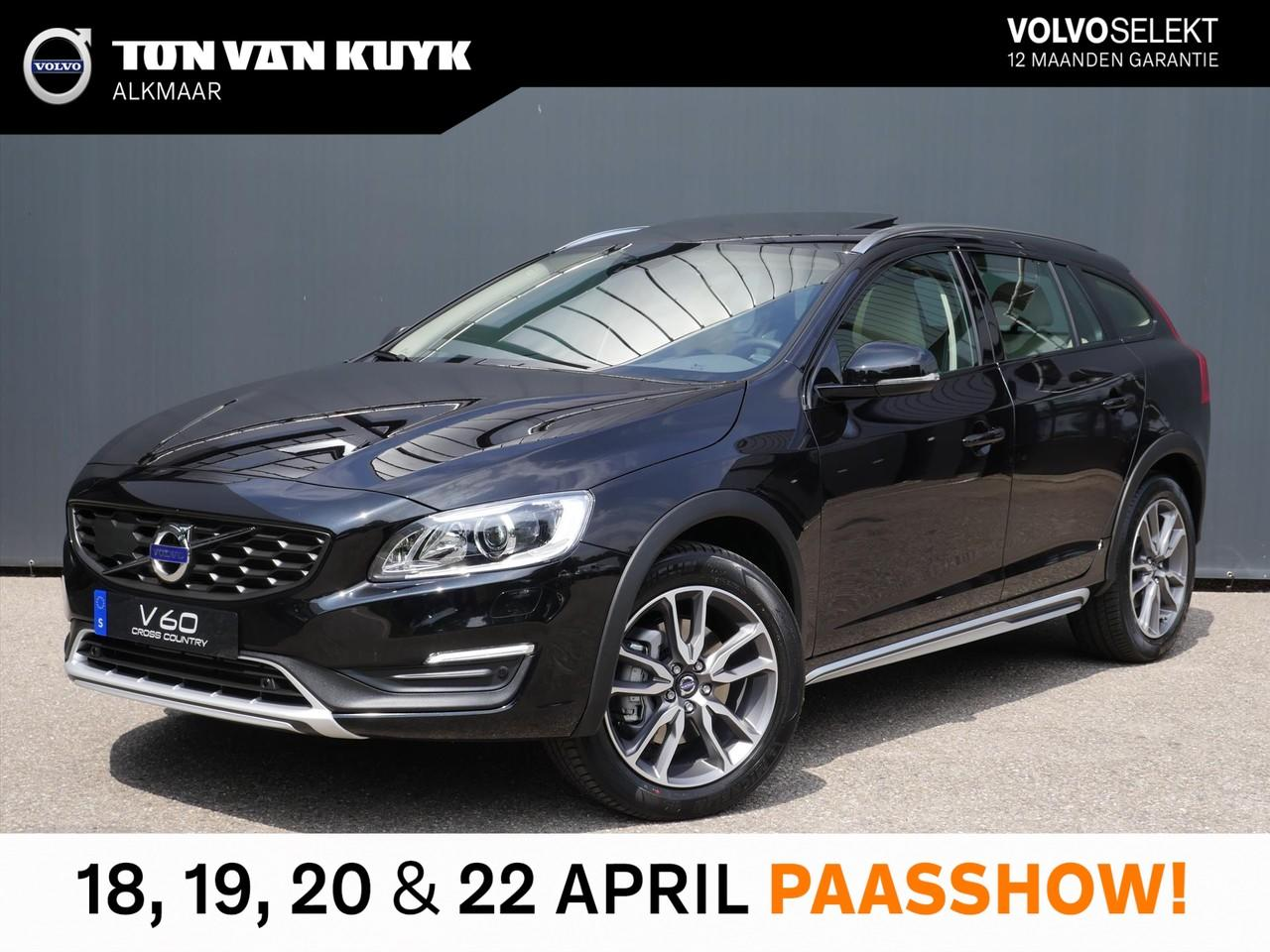 Volvo V60 cross country D3 geart. polar+ luxury