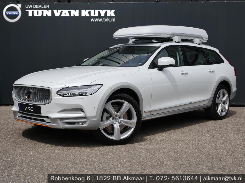 Volvo V90 cross country T5 250pk geartronic awd ocean race / b&w audio / elektr trekhaak