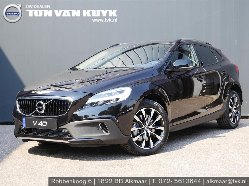 Volvo V40 cross country T3 geartronic dynamic edition / luxury line