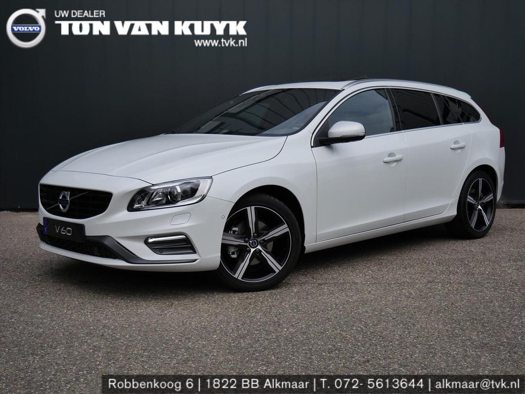 Volvo V60 T4 190 pk business sport / intellisafe / luxury line