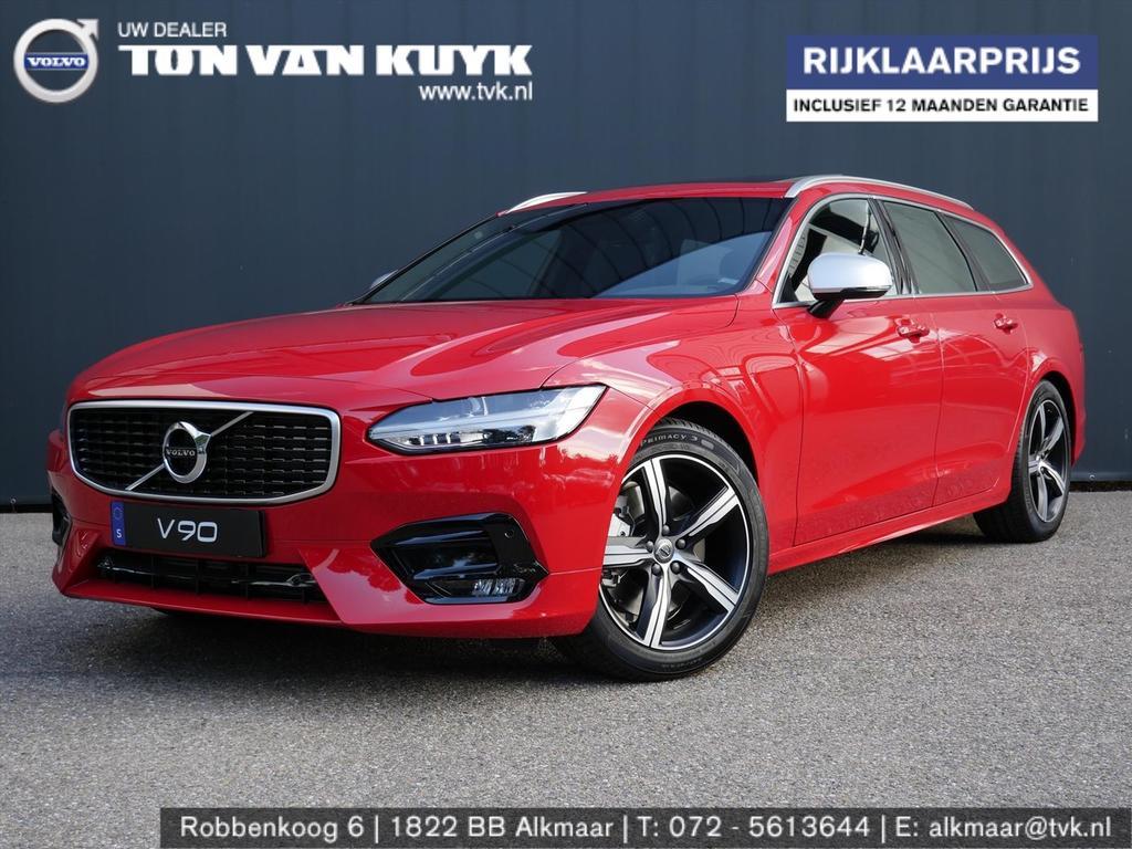 Volvo V90 T4 190 pk geartr. business sport / luxury / scandinavian line