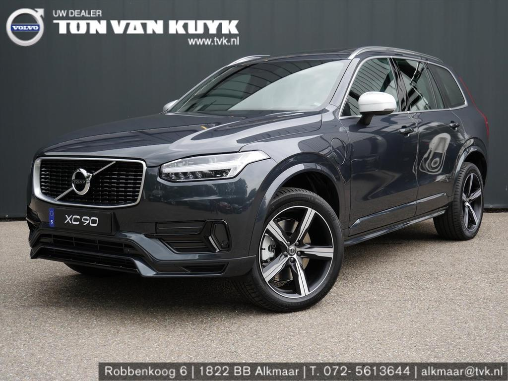 Volvo Xc90 T8 twin engine 390pk 7pers awd r-design / luxury / business pro