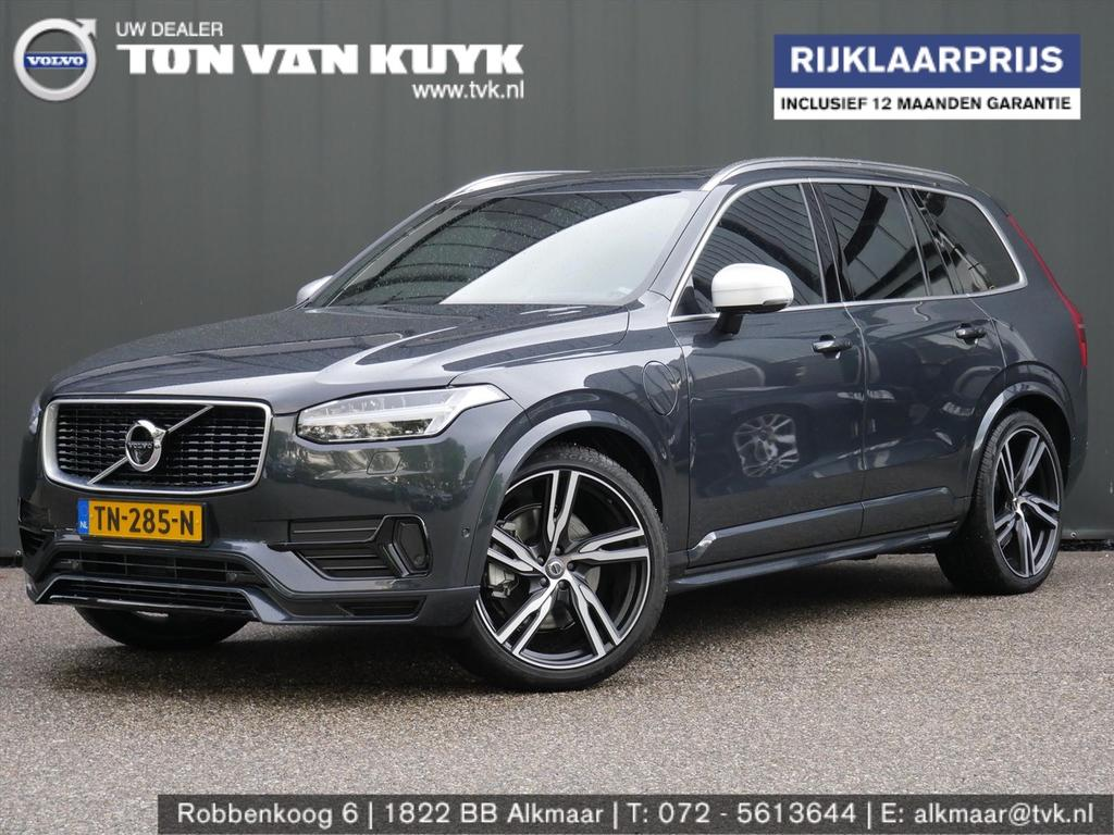 Volvo Xc90 T8 twin engine awd r-design / full options