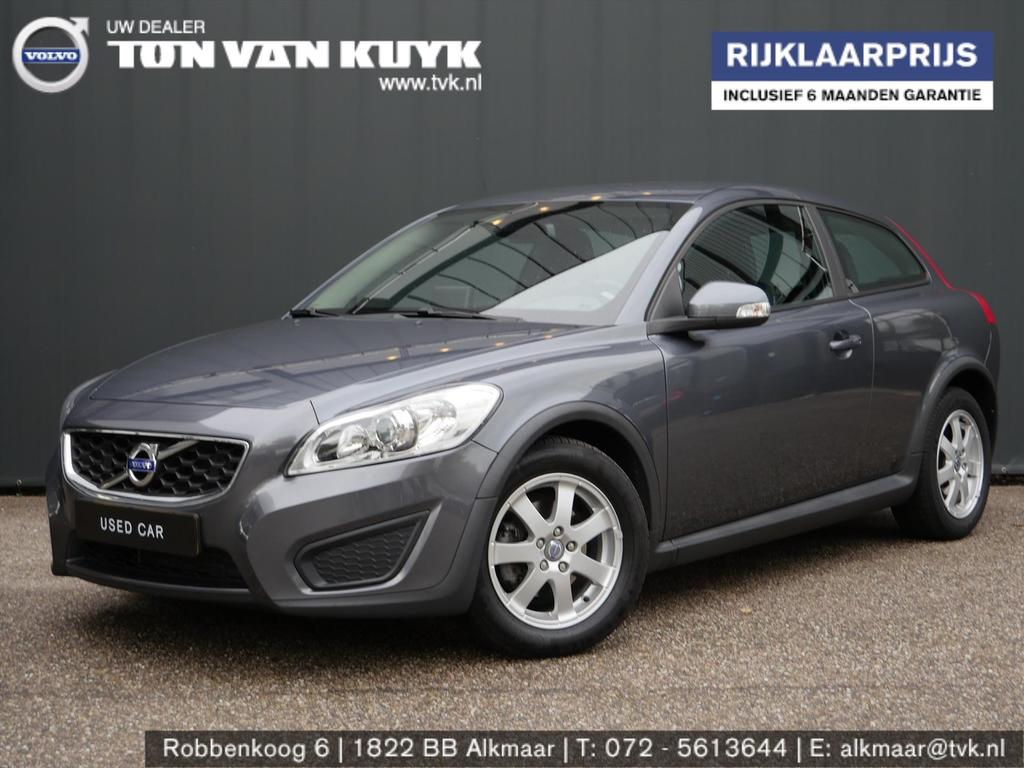Volvo C30 1.6 intro edition / navi / park assist / bluetooth