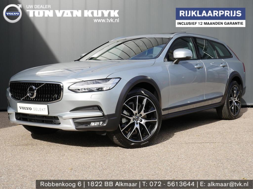 Volvo V90 cross country T5 geartr awd pro/ lux / versat / scan line 360* camera