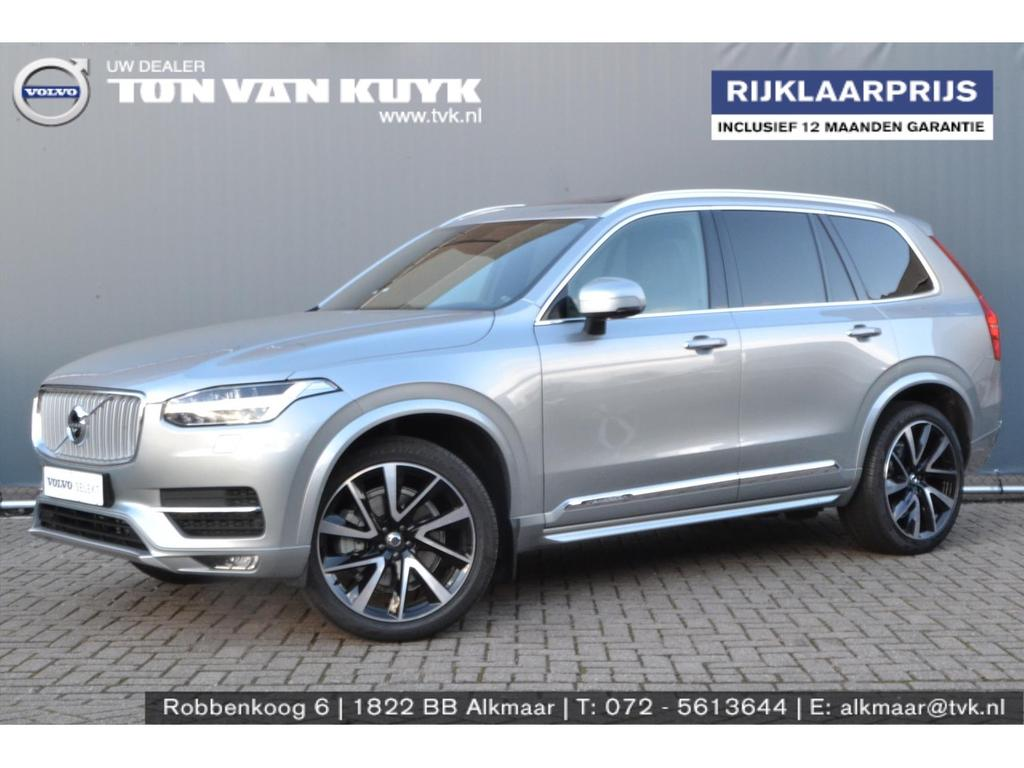 Volvo Xc90 D5 awd geartronic inscription full options
