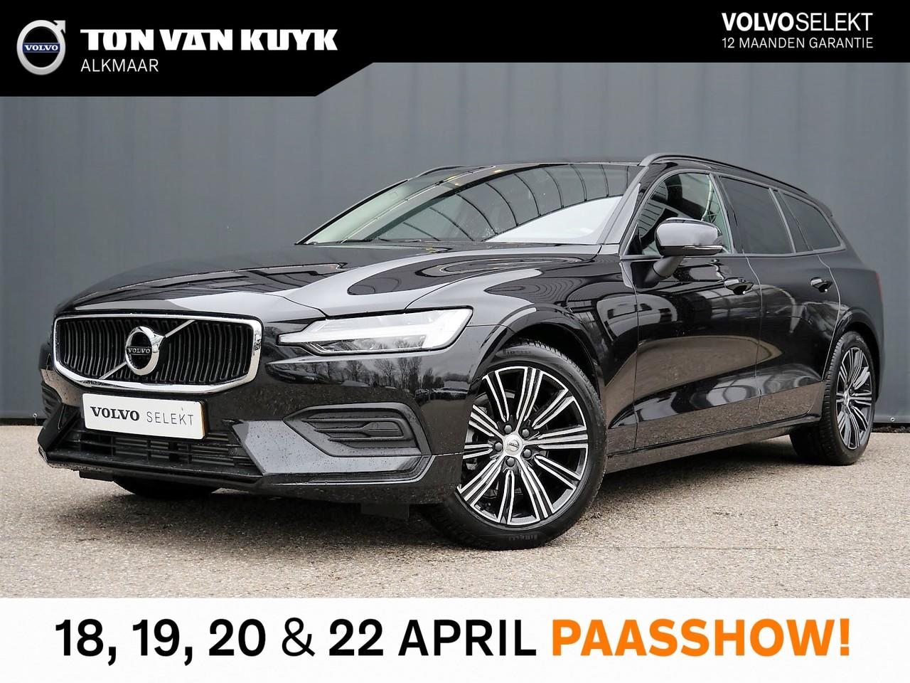 "Volvo V60 D4 190pk / business pack / 18"" / led / donker glas /"