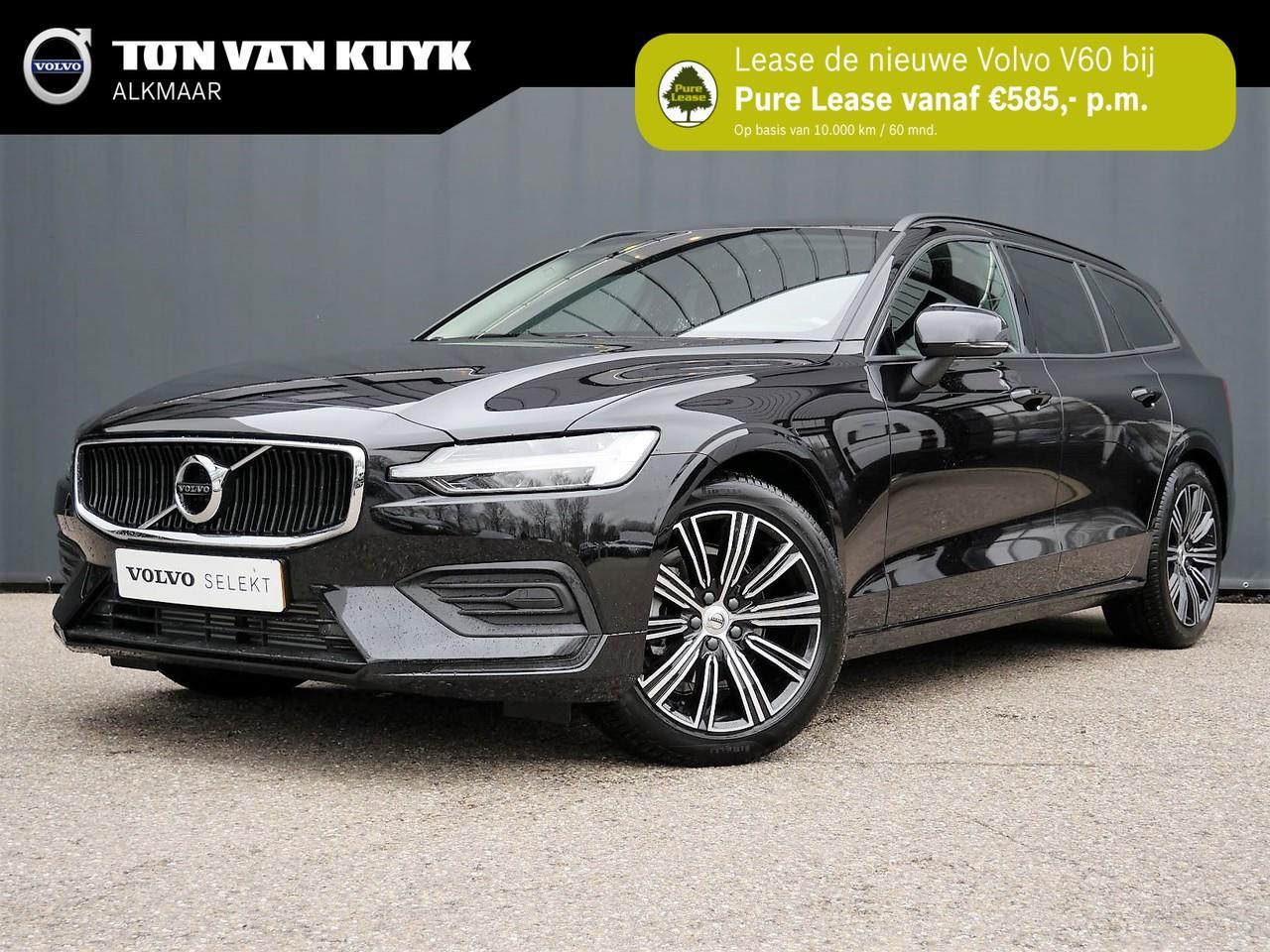 """Volvo V60 D4 190pk / business pack / 18"""" / led / donker glas /"""