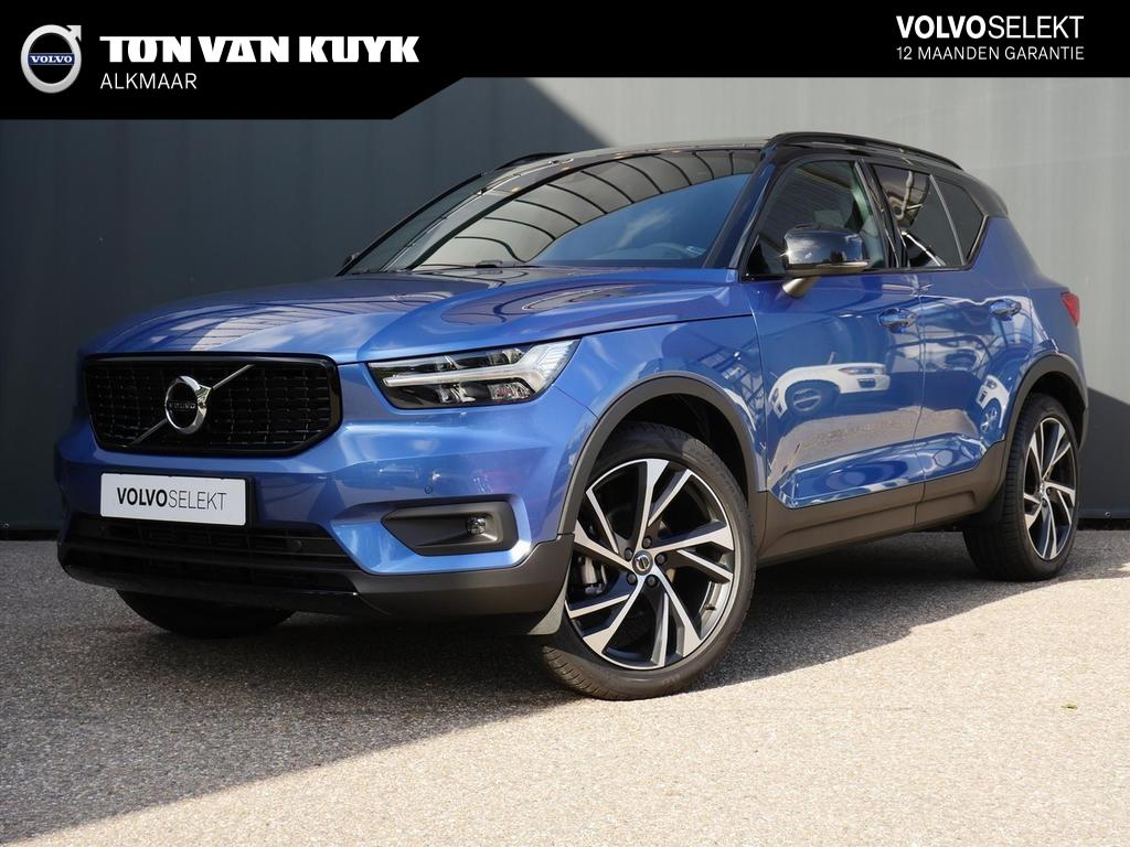 "Volvo Xc40 T3 156pk r-design / panoramadak / camera / 20"" / harman kardon"