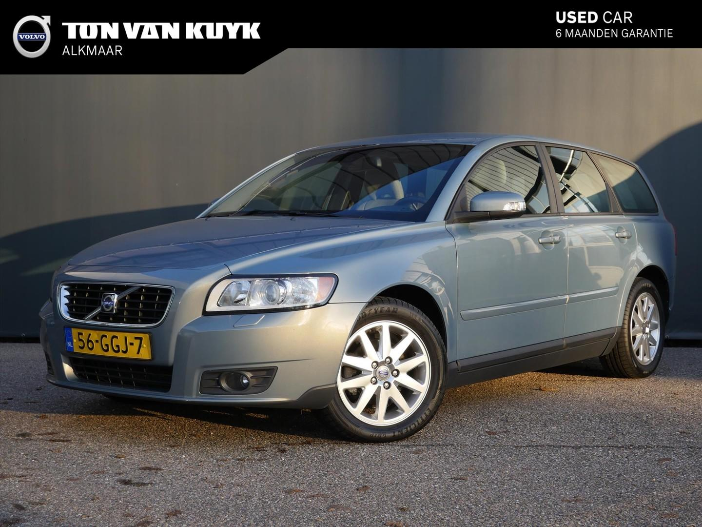 Volvo V50 1.8 edition / trekhaak / leder