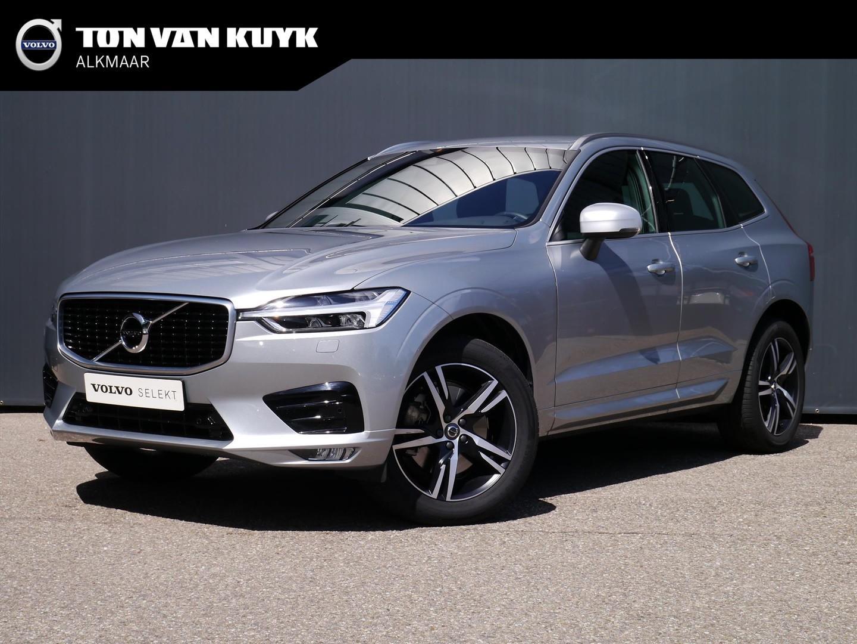 Volvo Xc60 D4 aut awd r-design / intellisafe / standkachel