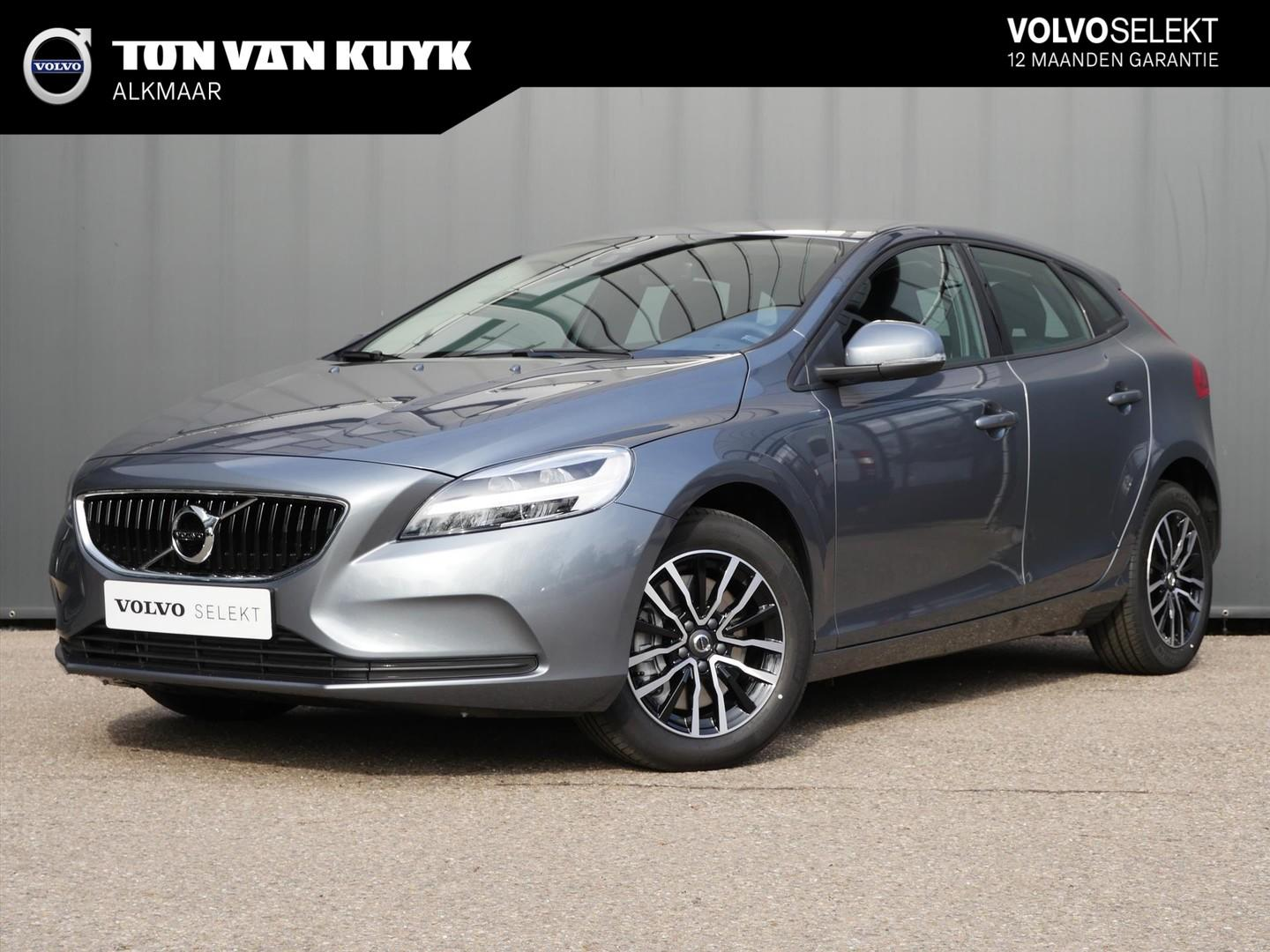 Volvo V40 T2 aut edition+ / dab+ / stoelverwarming / led
