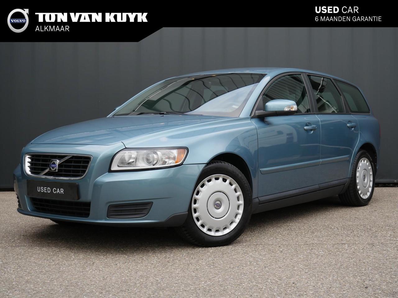 Volvo V50 2.4 140pk geartronic / dealeronderhouden