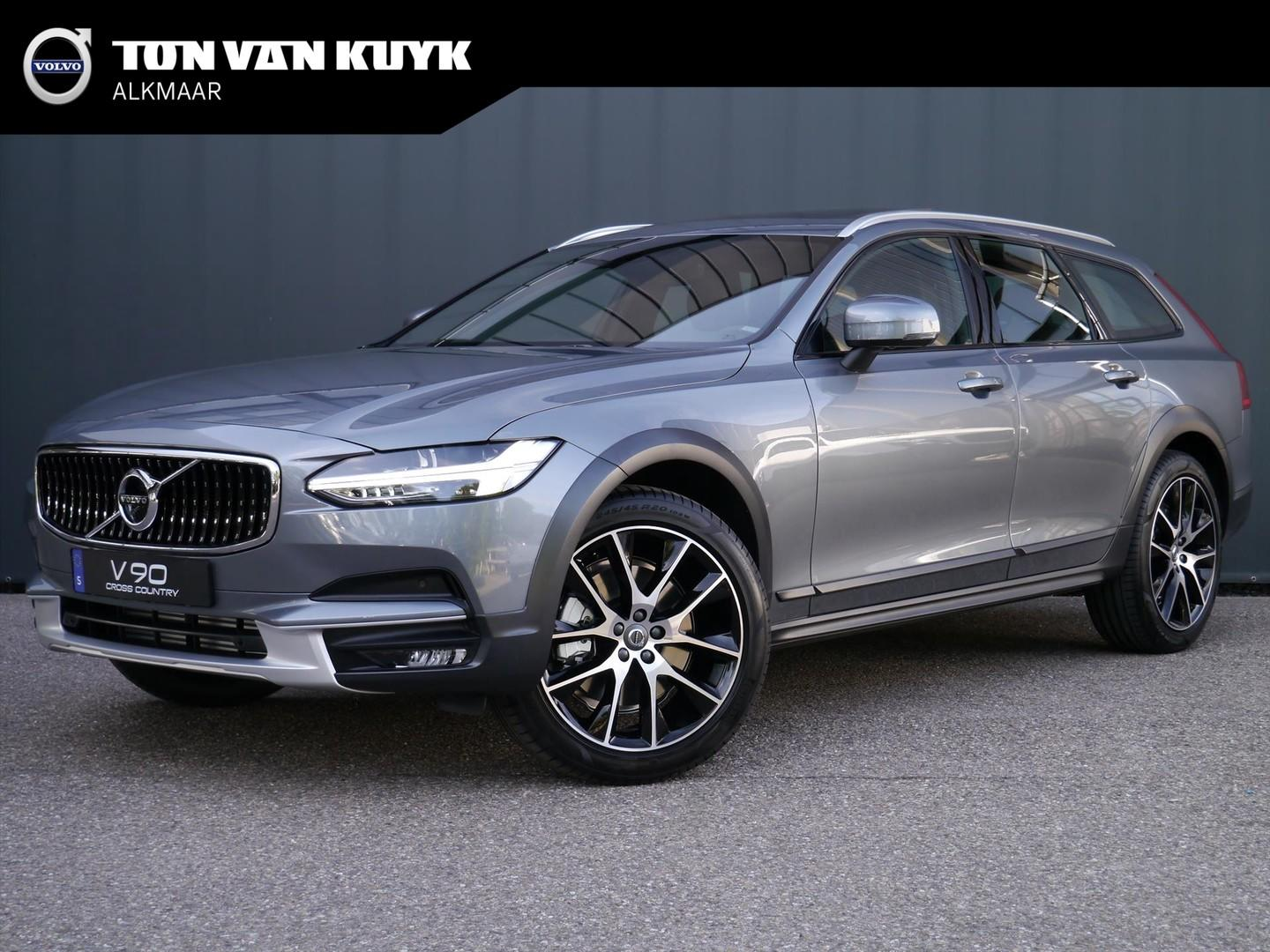 Volvo V90 cross country Pro t5 250pk automaat awd / luxury line / inscription line / scandinavian line