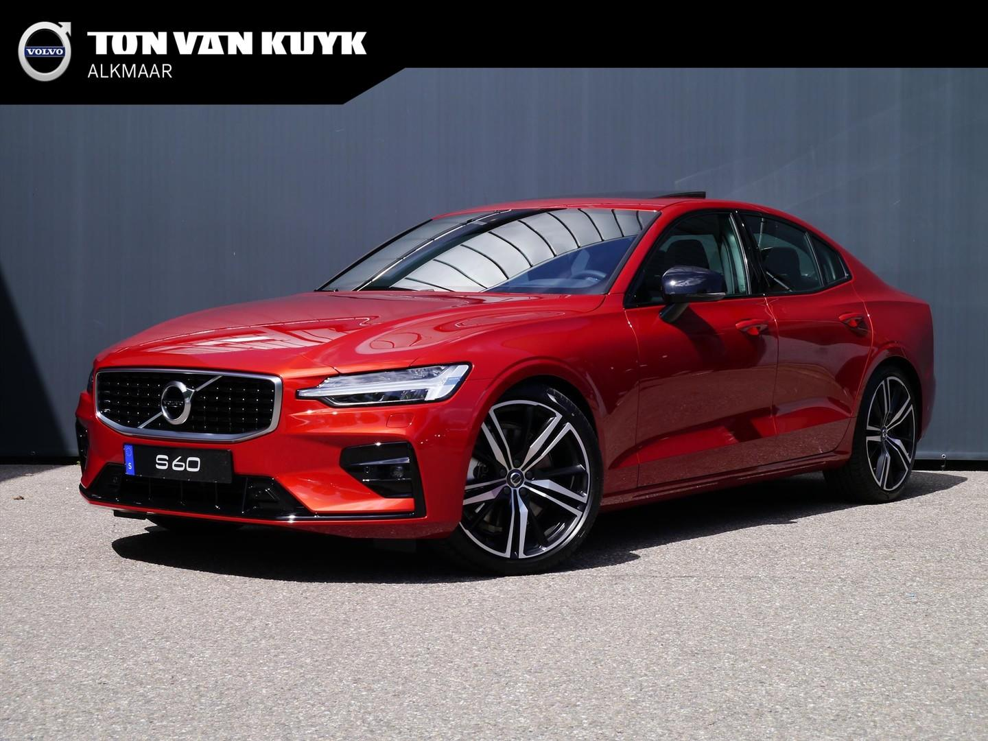 Volvo S60 T5 250pk geartronic intro edition / luxury / scandinavian line