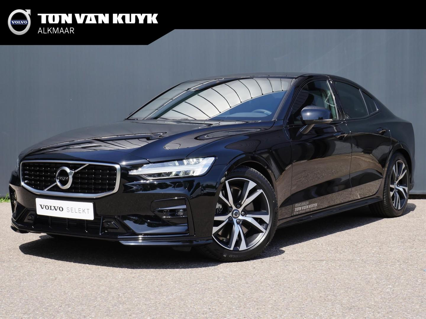 Volvo S60 New t5 250pk geartronic intro edition / r-design / styling pack /