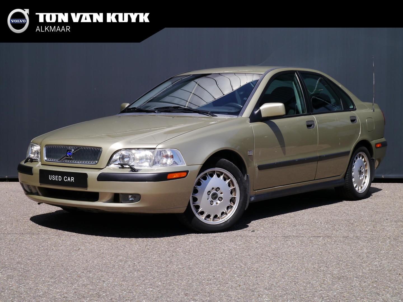 Volvo S40 2.0t aut / nieuwe apk / trekhaak