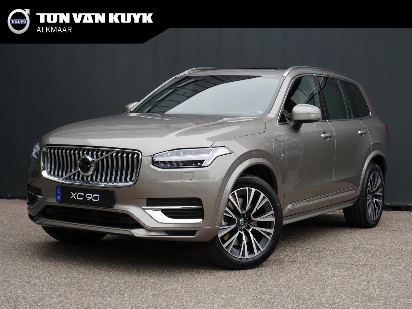 Volvo Xc90 T8 twin engine 390pk intro edition / luchtvering