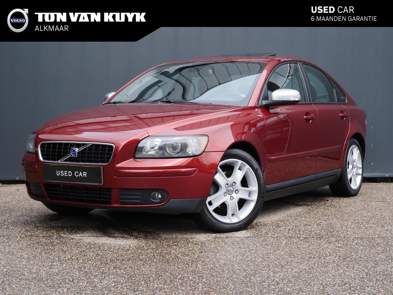 Volvo S40 2.0 edition-1 sport / navigatie / 17 inch / carkit