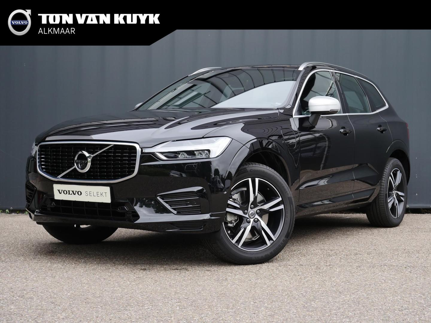 Volvo Xc60 T8 twin engine/ geartronic/ awd/ r-design/ stoelventilatie