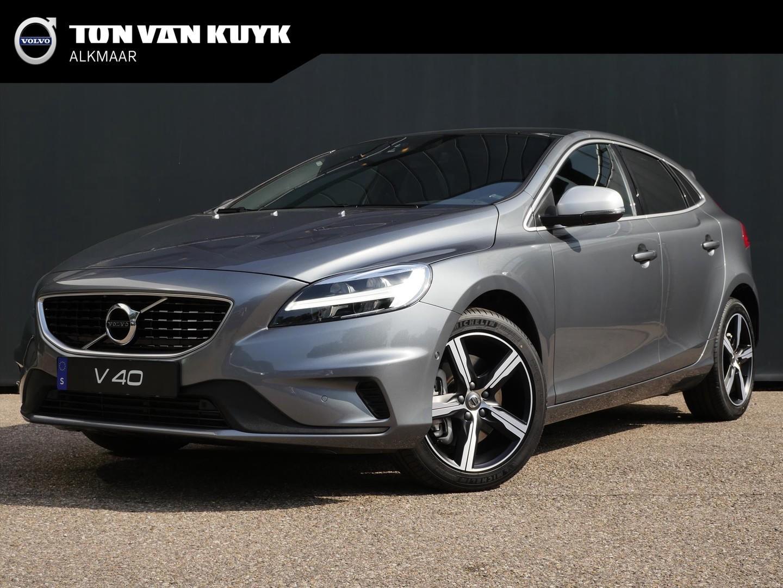 Volvo V40 D3 aut polar+ sport / zeer compleet!
