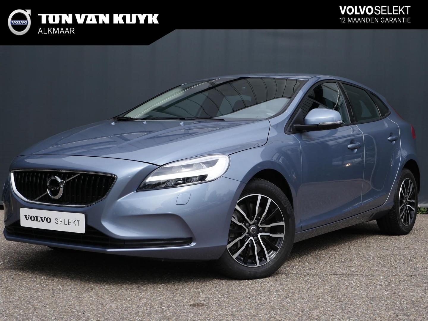 Volvo V40 T2 122pk geartronic nordic+ / led / standkachel / on call