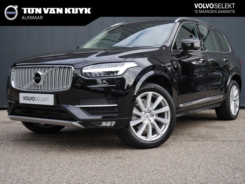 Volvo Xc90 T5 awd geartronic 7p inscription / luxury /intellisafe