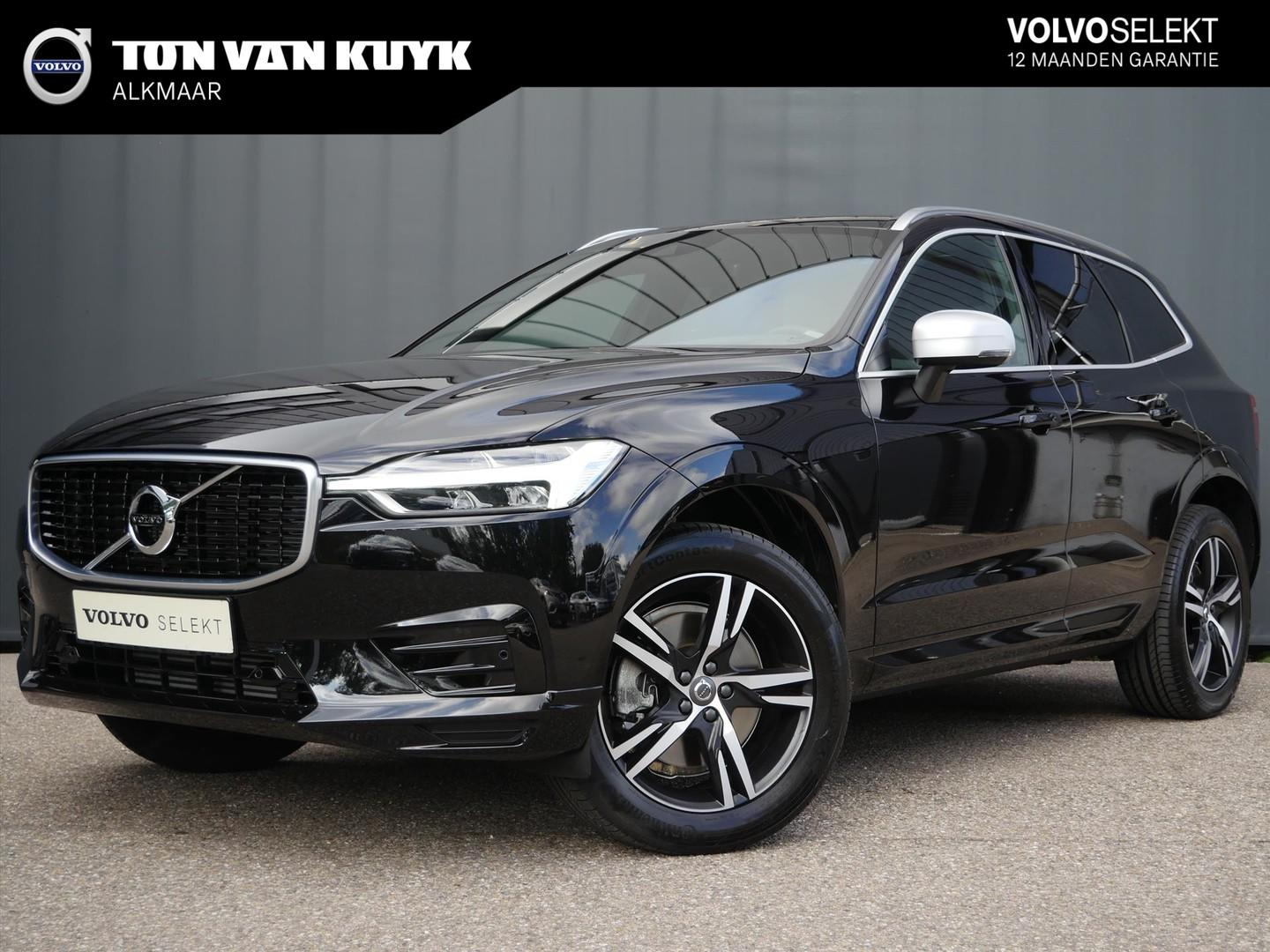 Volvo Xc60 T4 geartronic r-design / panorama dak / park assist line