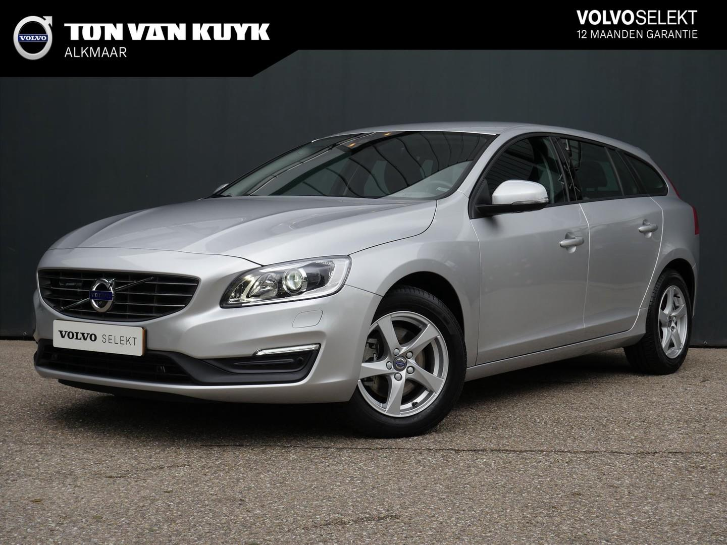 Volvo V60 T3 autm kinetic / intellisafe / trekhaak